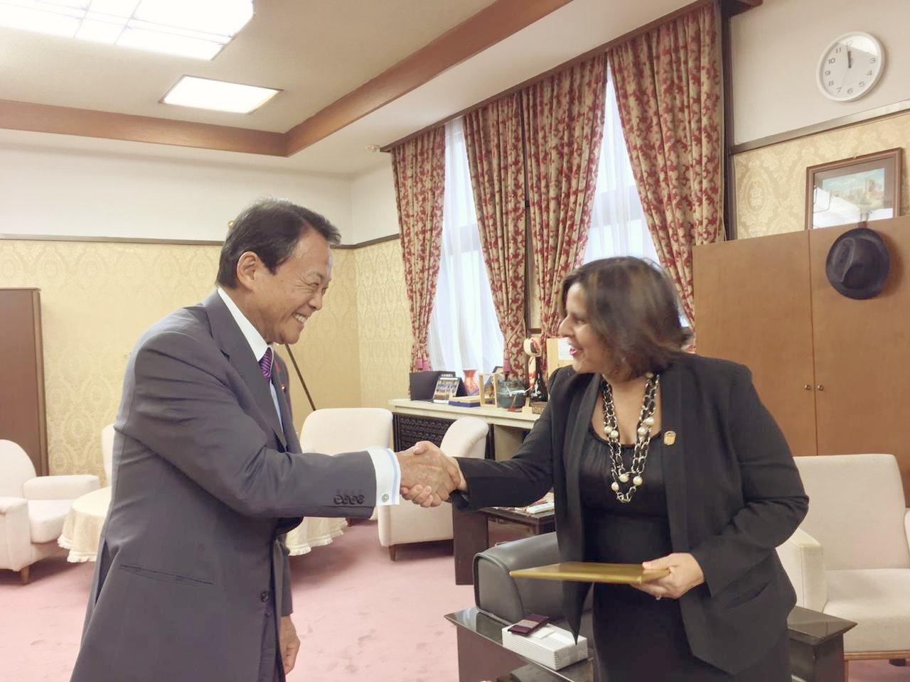 Promueven a Panamá como destino para inversiones japonesas