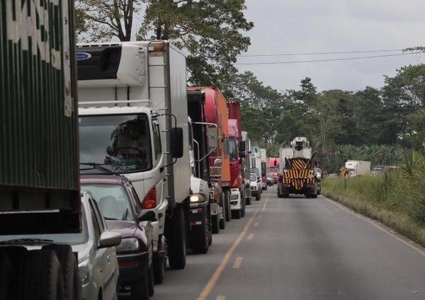Acuerdo sobre Control Fronterizo con Costa Rica dinamizará el transporte de carga