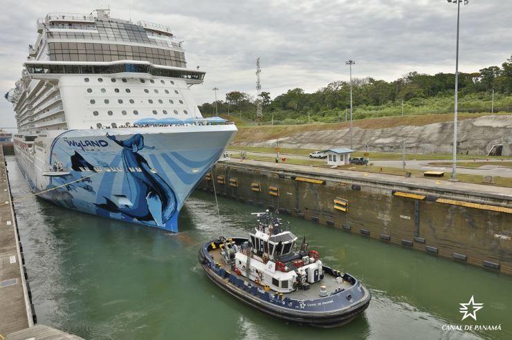 Cruceros con puerto base en Panamá recibirán incentivos de promoción turística