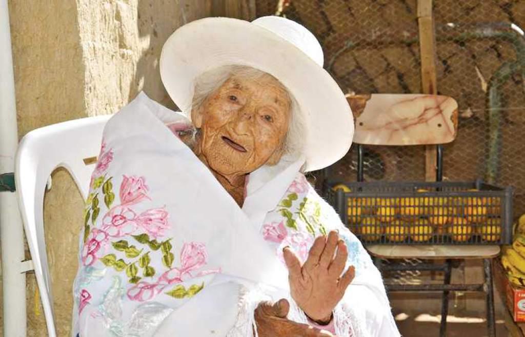 La mujer más longeva de Bolivia cumple 118 años de edad