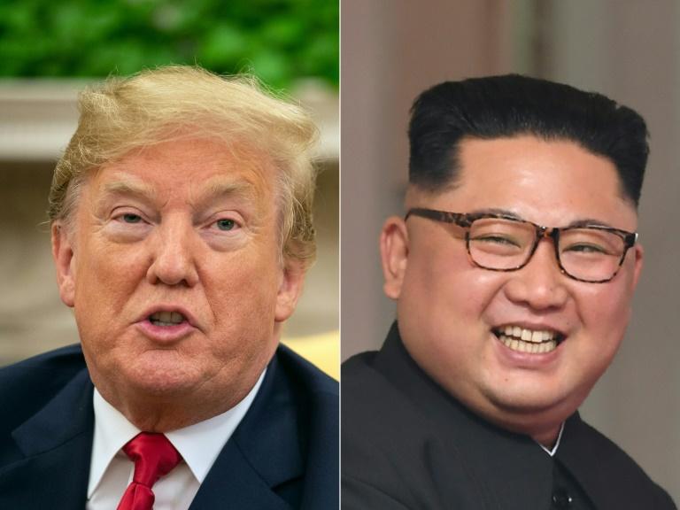 Trump aseguró que negociaciones para cumbre con Kim están avanzadas