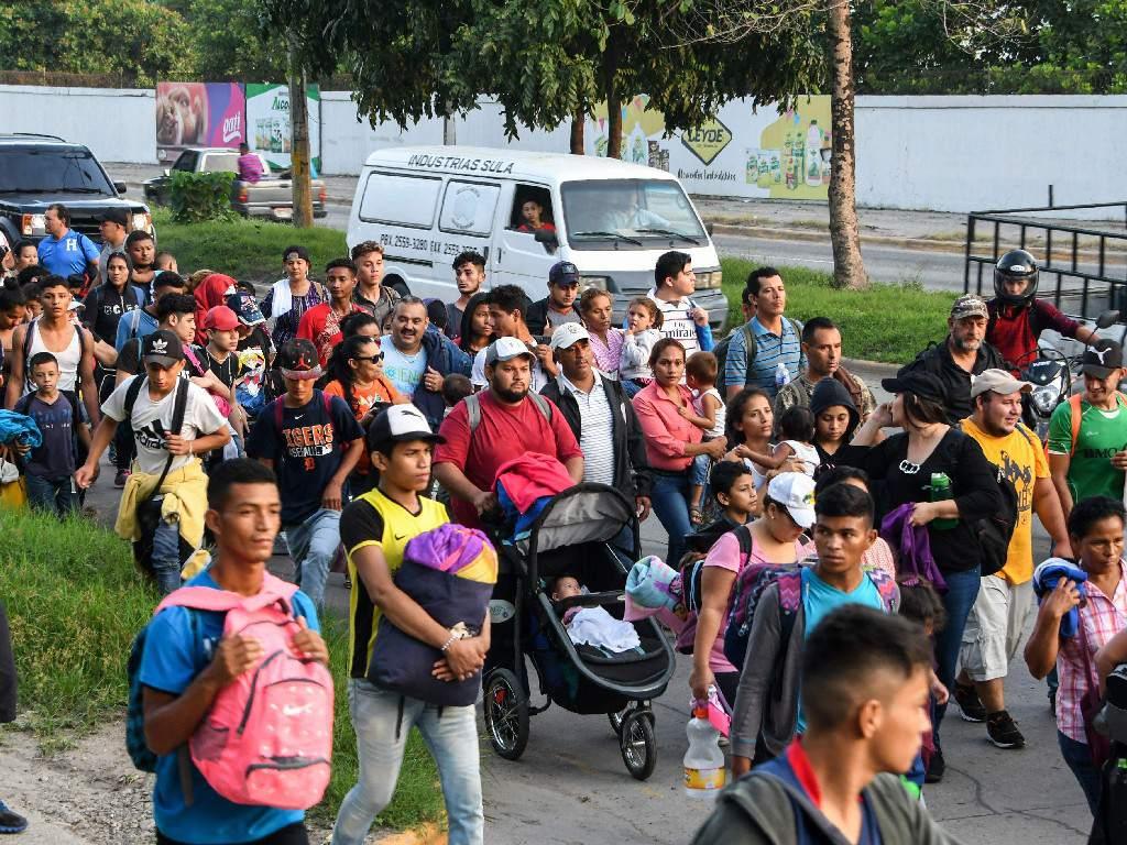Amnistía Internacional pide respeto a la dignidad de migrantes hondureños