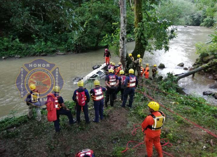 Ubican cuerpo sin vida de docente arrastrada por río en comarca Ngäbe Buglé