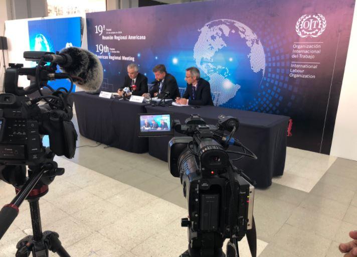 OIT inicia en Panamá su 19 Reunión Regional Americana
