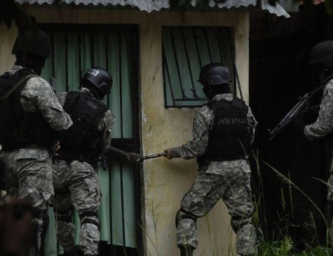 Condenan a 10 personas por caso de pandillerismo