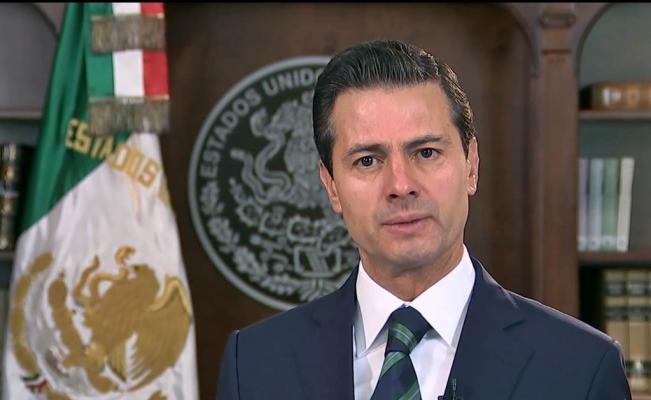 Expresidente de Mexico Peña Nieto investigado por corrupción, según WSJ
