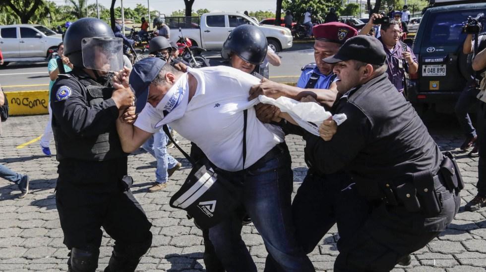 Mercosur expresa su rechazo  a la represión del gobierno de Daniel Ortega