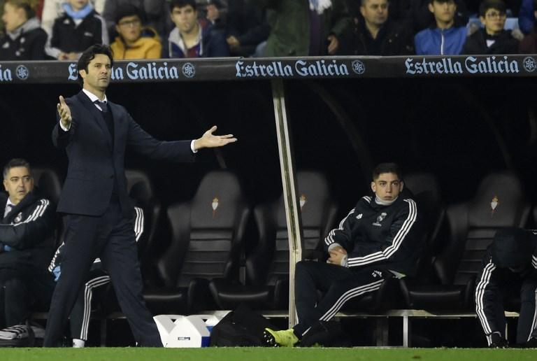 El interino Santiago Solari confirmado como entrenador del Real Madrid