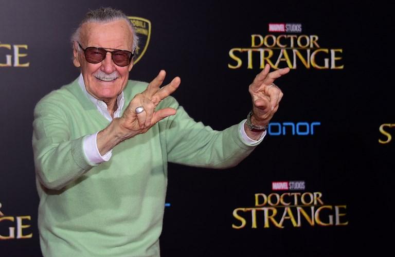 Murió Stan Lee, la leyenda de Marvel
