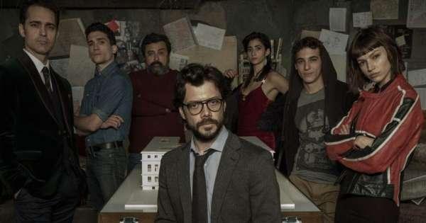 """Tras el éxito de """"La casa de papel"""", Netflix producirá nuevas series en Europa"""