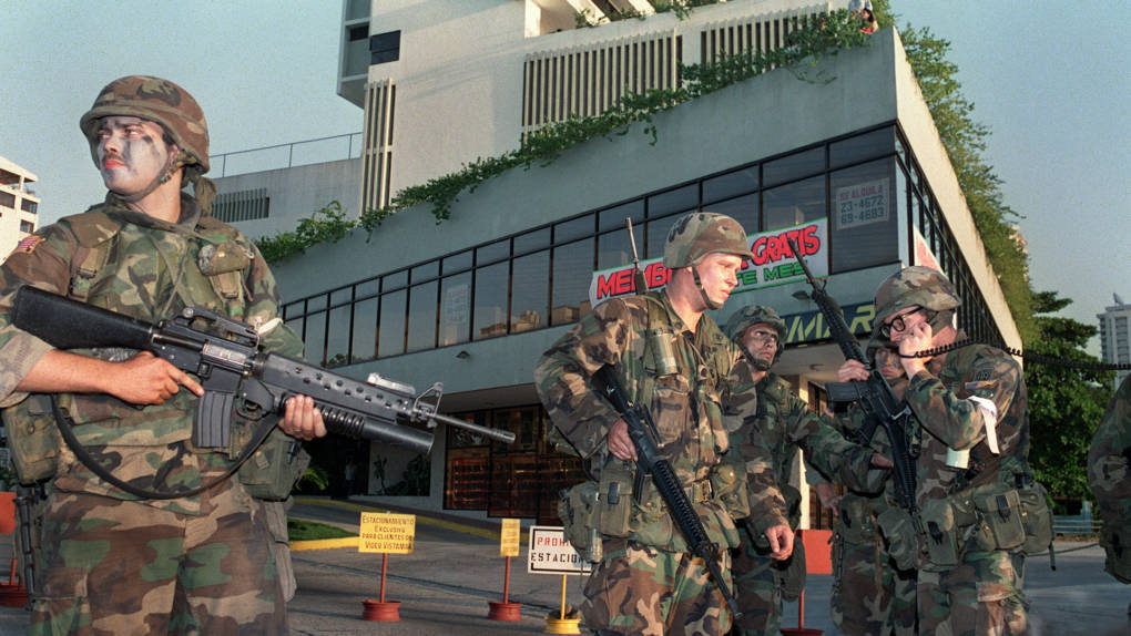 CIDH exige a EEUU resarcir a víctimas de la invasión a Panamá