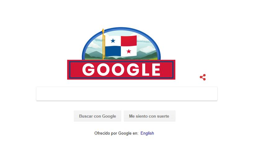 """Google celebra la separación de Panamá de Colombia con """"doodles"""""""
