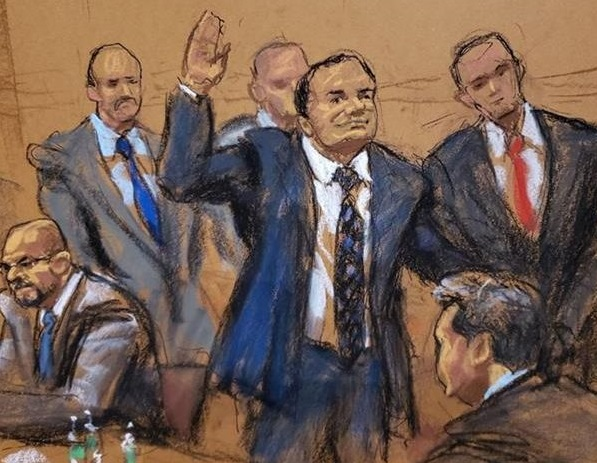 El Chapo Guzmán apela su sentencia a cadena perpetua