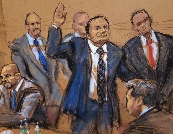 """El Chapo"" sobornaba hasta a la Interpol, asegura testigo"