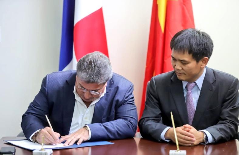 Firman contrato para la construcción del cuarto puente sobre el Canal de Panamá