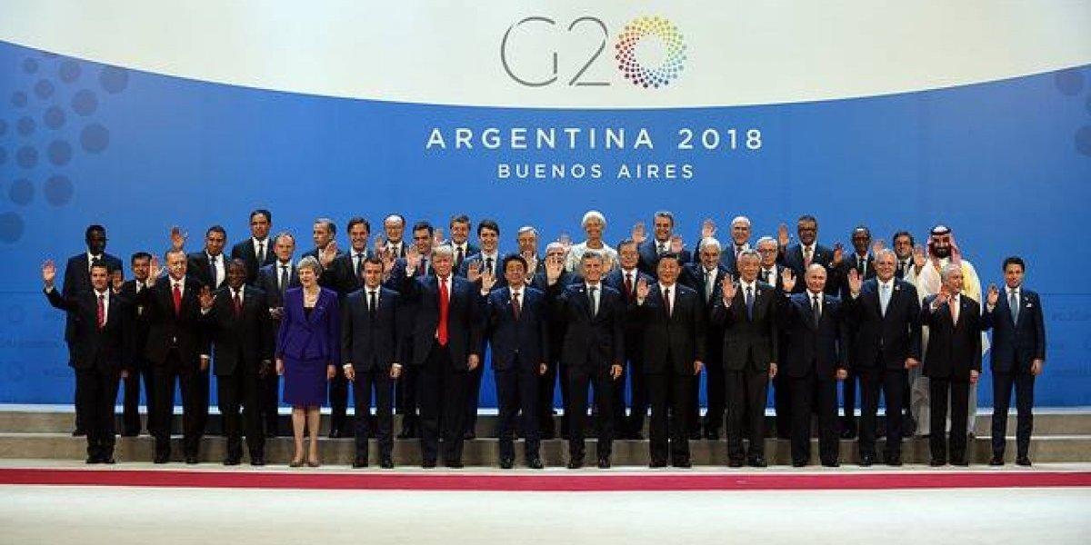 Medios reportan algunas fallas que se han registrado en la Cumbre G-20