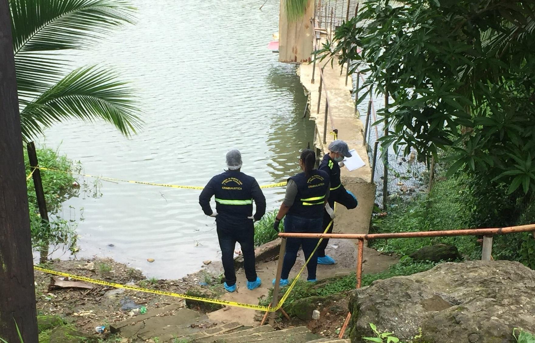 Encuentran el cadáver de un bebé en un lago de Colón