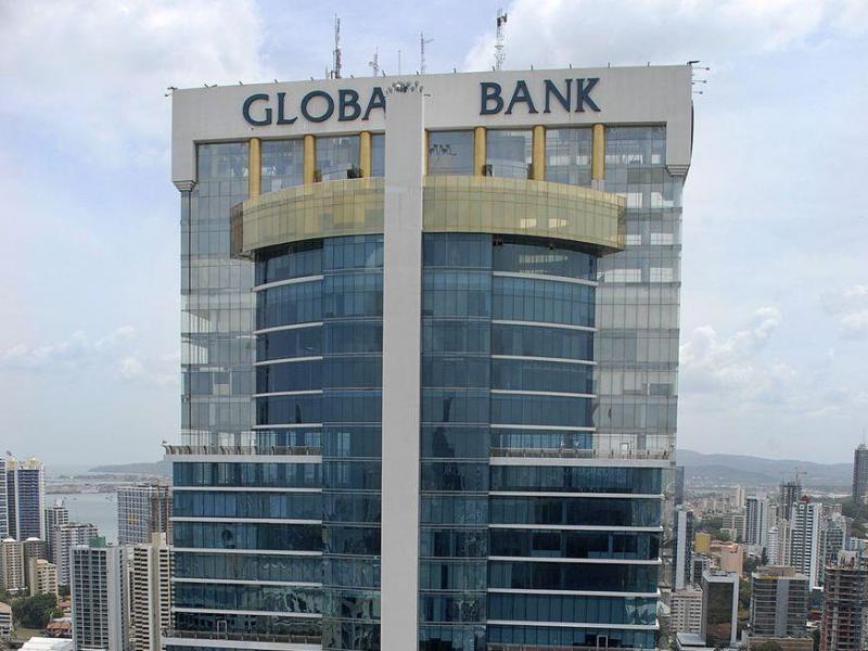 """Global Bank mantiene calificación """"BBB"""" con perspectiva estable"""