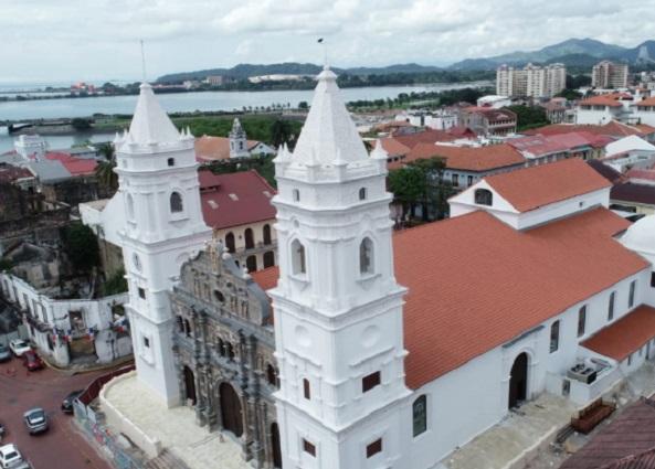Culminan trabajos de restauración de la Catedral Metropolitana