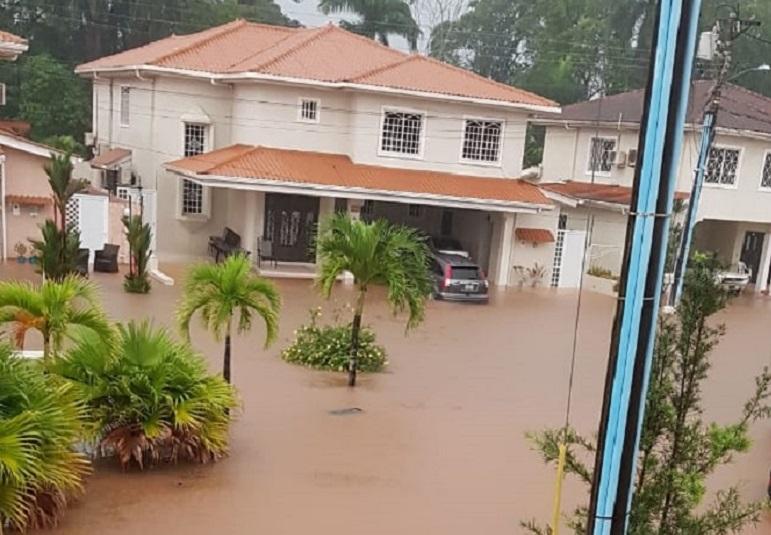 Sinaproc: Hay mil 435 personas afectadas en Colón