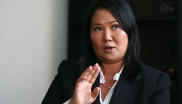 Investigan a partido opositor de Keiko Fujimori por caso Odebrecht en Perú