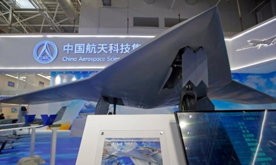 China quiere ganar la guerra del dron militar