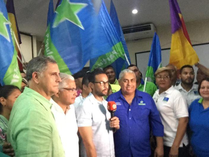 Gongreso del PP ratificará alianza con el Panameñismo el 25 de noviembre