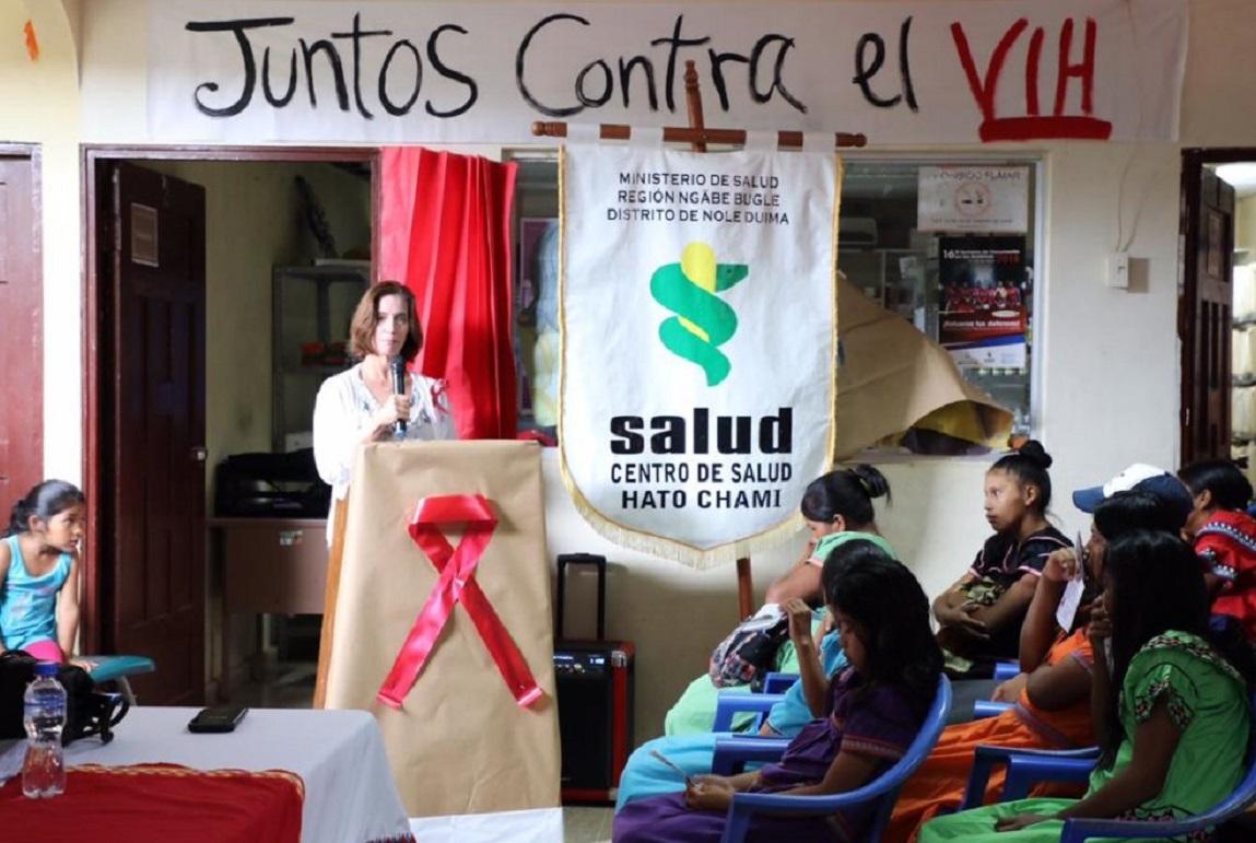 EE.UU. destinará a Panamá $2 millones para combatir al VIH/SIDA