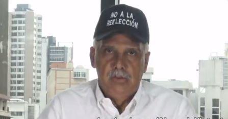 Abogado Víctor Martínez inscribe su candidatura a diputado con el Molirena
