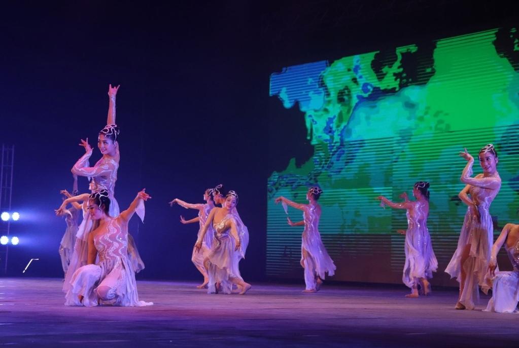 Show de danza y ópera de Hangzhou se presentó en Panamá