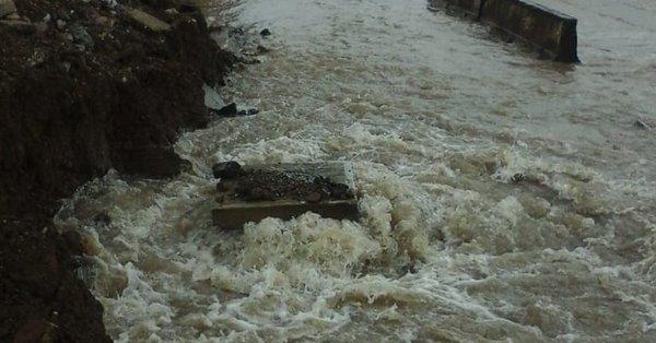 Rotura de tubería afecta suministro de agua en Dorasol y áreas aledañas