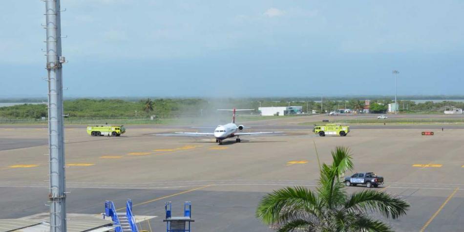 Air Panamá cierra operaciones con ciudad colombiana de Armenia