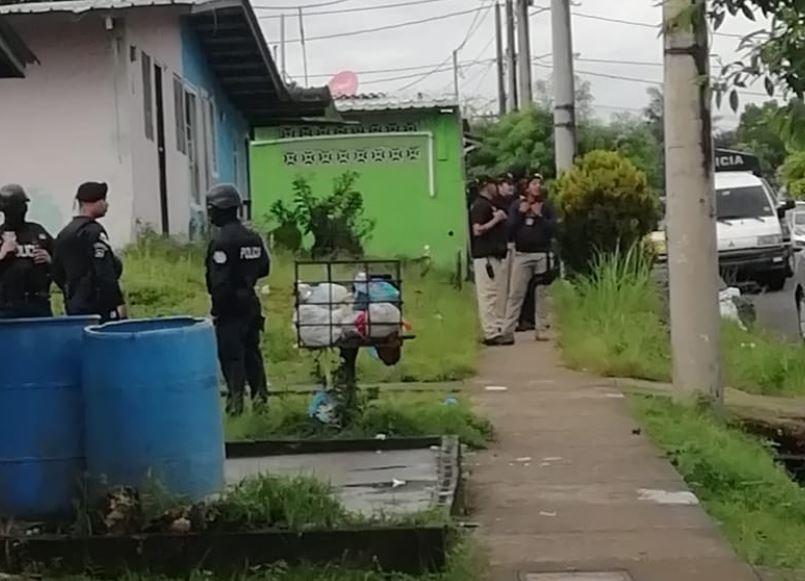 Mas de veinte detenidos, decomiso de armas y drogas en operativo de Tanara
