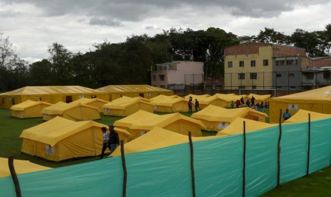 Colombia investiga posible infiltración de Guardia Venezolana en albergue de migrantes