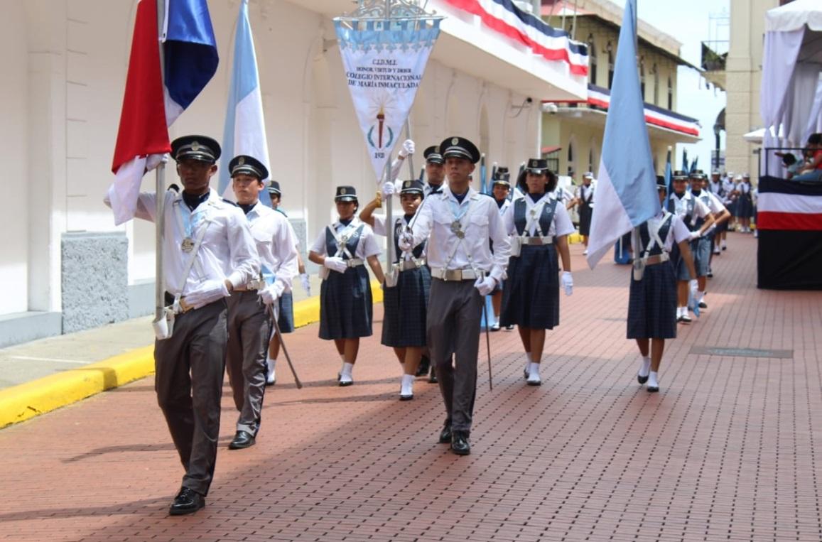 Desfiles patrios serían virtuales y pre-grabados en Panamá