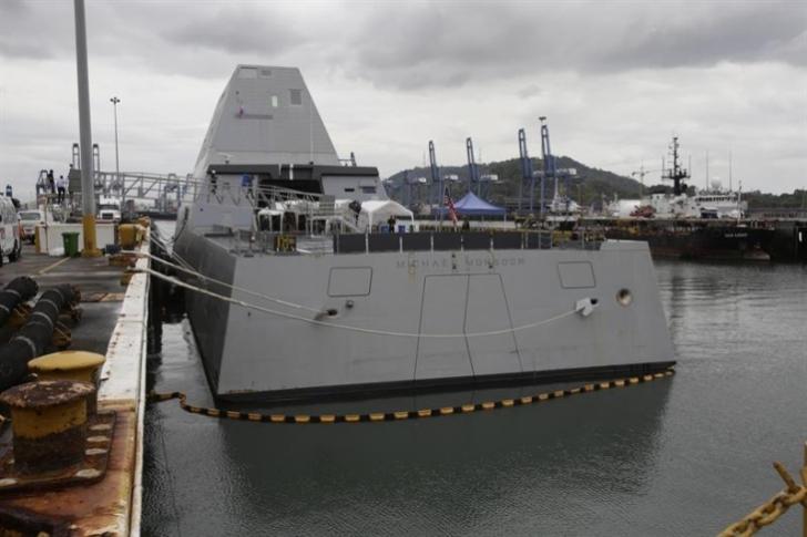 """EE.UU.: Parada de buque destructor en Panamá demuestra """"alianza"""" en seguridad"""