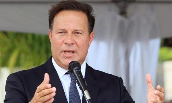 """Expresidente Varela confirma autenticidad de los """"Varelaleaks"""""""