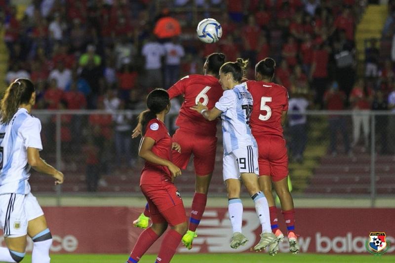 Selección Femenina  de Fútbol no irá al  Mundial de Francia 2019