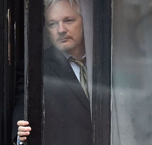 Estados Unidos se está preparando para procesar a Julian Assange