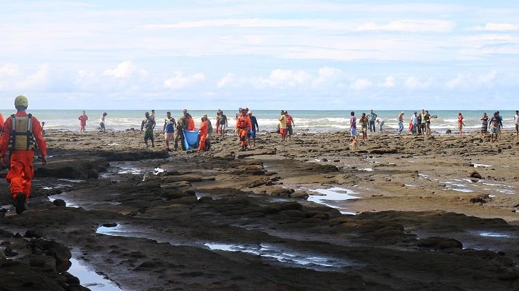 Encuentran a bañista muerto en Playa de Mariato