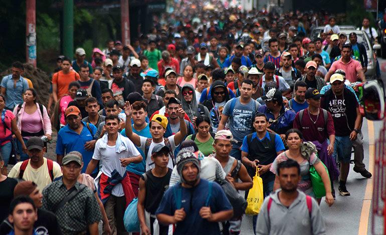 La caravana migrante de 2018 deja un legado inesperado un año después
