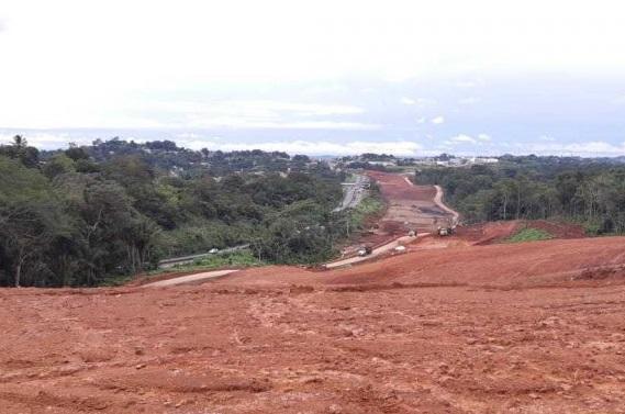 MiAmbiente sobre obras viales: Hay fiscalización y se velará por cumplimiento de la compensación forestal