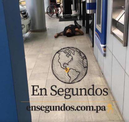 Muere agente de seguridad en intento de robo en el Banco General