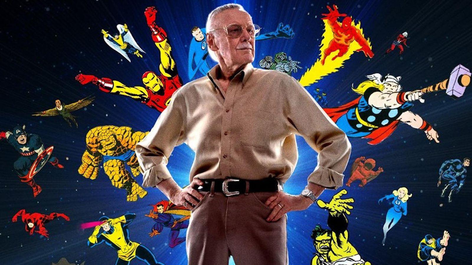 Convertidos en mitos, los superhéroes de Stan Lee tienen el futuro garantizado