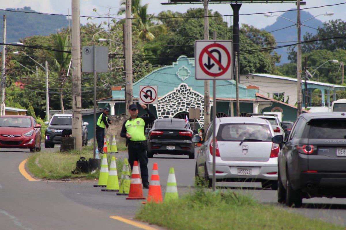 En Panamá se registraron 346 víctimas por accidente de tránsito en los 365 días del 2018
