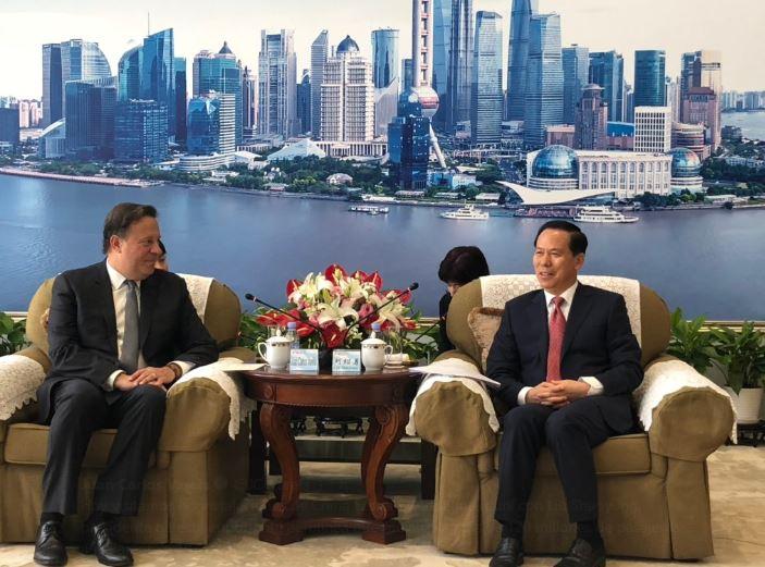 Salud, conectividad y educación, temas vistos por Varela en fin de gira china