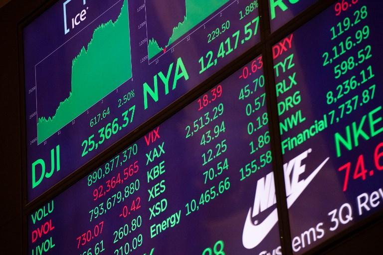 Cabalgando sobre el informe del empleo, Wall Street lleva al Nasdaq a un récord