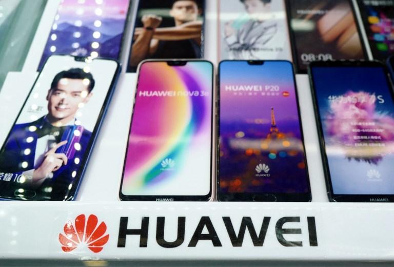 """China advierte a EEUU que el veto a Huawei podría """"dañar"""" sus relaciones comerciales"""