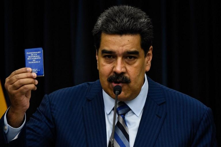 Maduro avala un adelanto de elecciones parlamentarias para este año