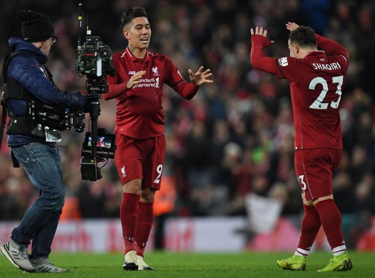 Liverpool golea al Arsenal y aprovecha la derrota del Tottenham